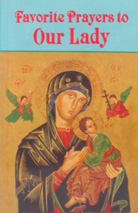 FAVORITE PRAYERS TO OUR LADY No. 919/04