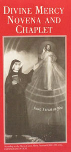 DIVINE MERCY NOVENA AND CHAPLET