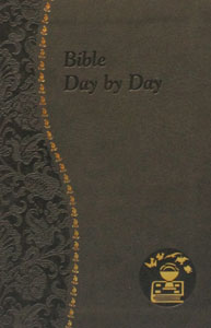 BIBLE DAY BY DAY by REV. JOHN C. KERSTEN, S.V.D. #150/19