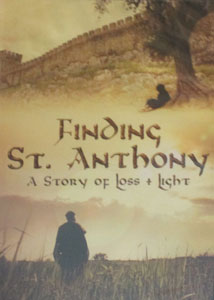 FINDING ST. ANTHONY A Story of Loss and Light