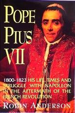 POPE PIUS VII by Robin Anderson.