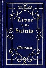 LIVES OF THE SAINTS, Vol 1, by Rev. Hugo Hoever, S.O. Cist. 870/22.