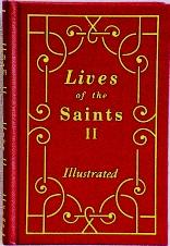 LIVES OF THE SAINTS, Vol. 2, by Rev. Thomas J. Donaghy. 875/22.