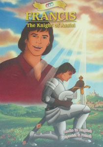 FRANCIS KNIGHT OF ASSISI, DVD