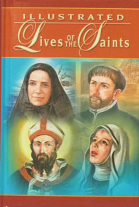 ILLUSTRATED LIVES OF THE SAINTS. No. 860/22