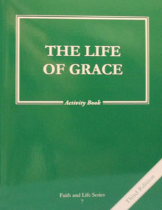 FAITH AND LIFE SERIES, Grade 7 Activity Book (Third Edition)