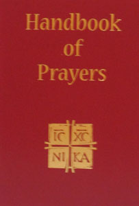 HANDBOOK OF PRAYERS, ed. by Fr. James Socias (Vinyl Binding).