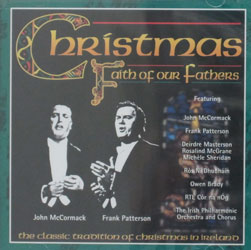CHRISTMAS FAITH OF OUR FATHERS. CD.
