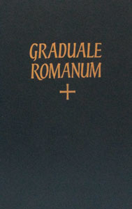 GRADUALE ROMANUM, 1974 edition.