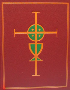Revised ROMAN MISSAL / SACRAMENTARY. Full Size. No. 55/22. Third Typical Edition