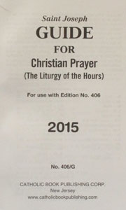 ANNUAL GUIDE TO CHRISTIAN PRAYER