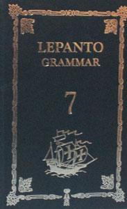 LEPANTO GRAMMAR Grade 7.