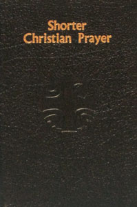 SHORTER CHRISTIAN PRAYER, Leather edition #408/13