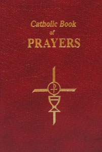 CATHOLIC BOOK OF PRAYERS #910/13BG