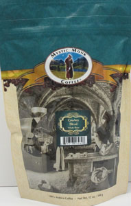MYSTIC MONK COFFEE ~ WHOLE BEAN COWBOY BLEND