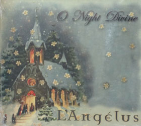 O NIGHT DIVINE, L`ANGELUS CD