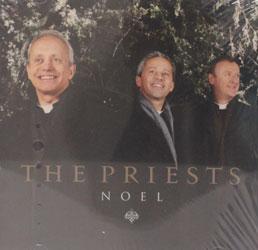 THE PRIESTS, NOEL  CD
