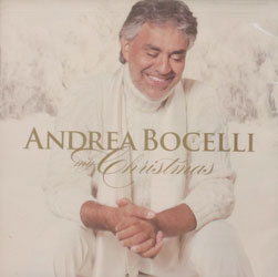 ANDREA BOCELLI MY CHRISTMAS  CD