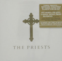 THE PRIESTS   CD