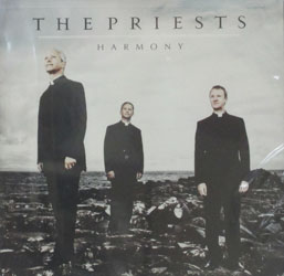 HARMONY by THE PRIESTS  CD