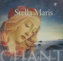 STELLA MARIS sung by THE DAUGHTER OF ST. PAUL   CD