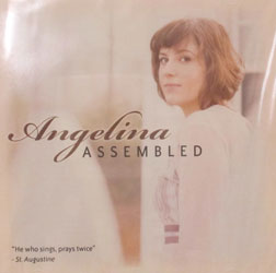 ASSEMBLED by ANGELINA  CD