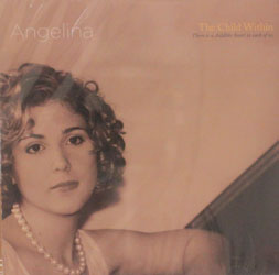 ANGELINA, THE CHILD WITHIN  CD