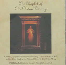 THE CHAPLET OF DIVINE MERCY   CD