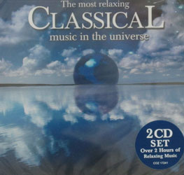 THE MOST RELAXING CLASSICAL MUSIC IN THE UNIVERSE  CD