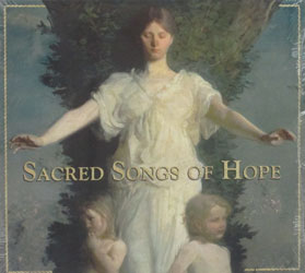 SACRED SONGS OF HOPE  CD