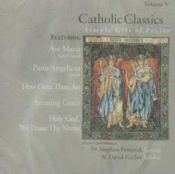 CATHOLIC CLASSICS Simple Gift of Praise  CD