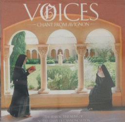 VOICES Chant From Avignon  CD
