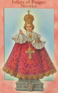 INFANT OF PRAGUE NOVENA by DANIEL A. LORD, S.J.
