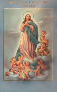 IMMACULATE CONCEPTION NOVENA by DANIEL A. LORD, S.J.