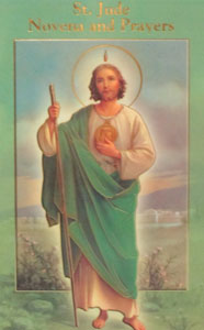 ST. JUDE NOVENA AND PRAYERS by DANIEL A. LORD, S.J.