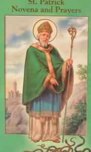 ST. PATRICK NOVENA AND PRAYERS