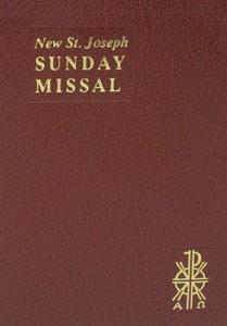 ST. JOSEPH SUNDAY MISSAL. #820/10BN