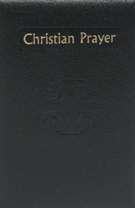 CHRISTIAN PRAYER. No. 406/23 with zipper binding