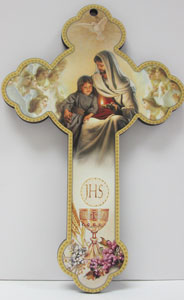 FIRST COMMUNION CROSS No. 46-2010-FCB