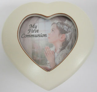 FIRST COMMUNION MUSIC BOX No. HMC9009SI