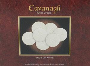 CAVANAGH COMMUNION HOSTS 1 1/8 White