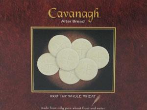 CAVANAGH COMMUNION HOSTS 1 1/8 Whole Wheat