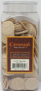 CAVANAGH COMMUNION HOSTS 1 1/2 Whole Wheat