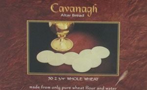 "CAVANAGH COMMUNION HOST 2 3/4"" Whole Wheat"