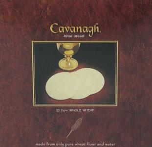 "CAVANAGH COMMUNION HOST 5 3/4"" Whole Wheat"