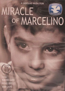 THE MIRACLE OF MARCELINO.  DVD