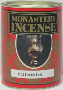 MONASTERY INCENSE BYZANTINE BLEND INCENSE