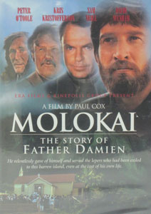 MOLOKAI  The Story of Father Damien DVD