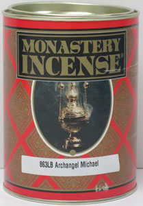 MONASTERY INCENSE ARCHANGEL MICHAEL