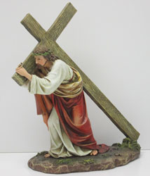 JESUS CARRIES THE CROSS #40733